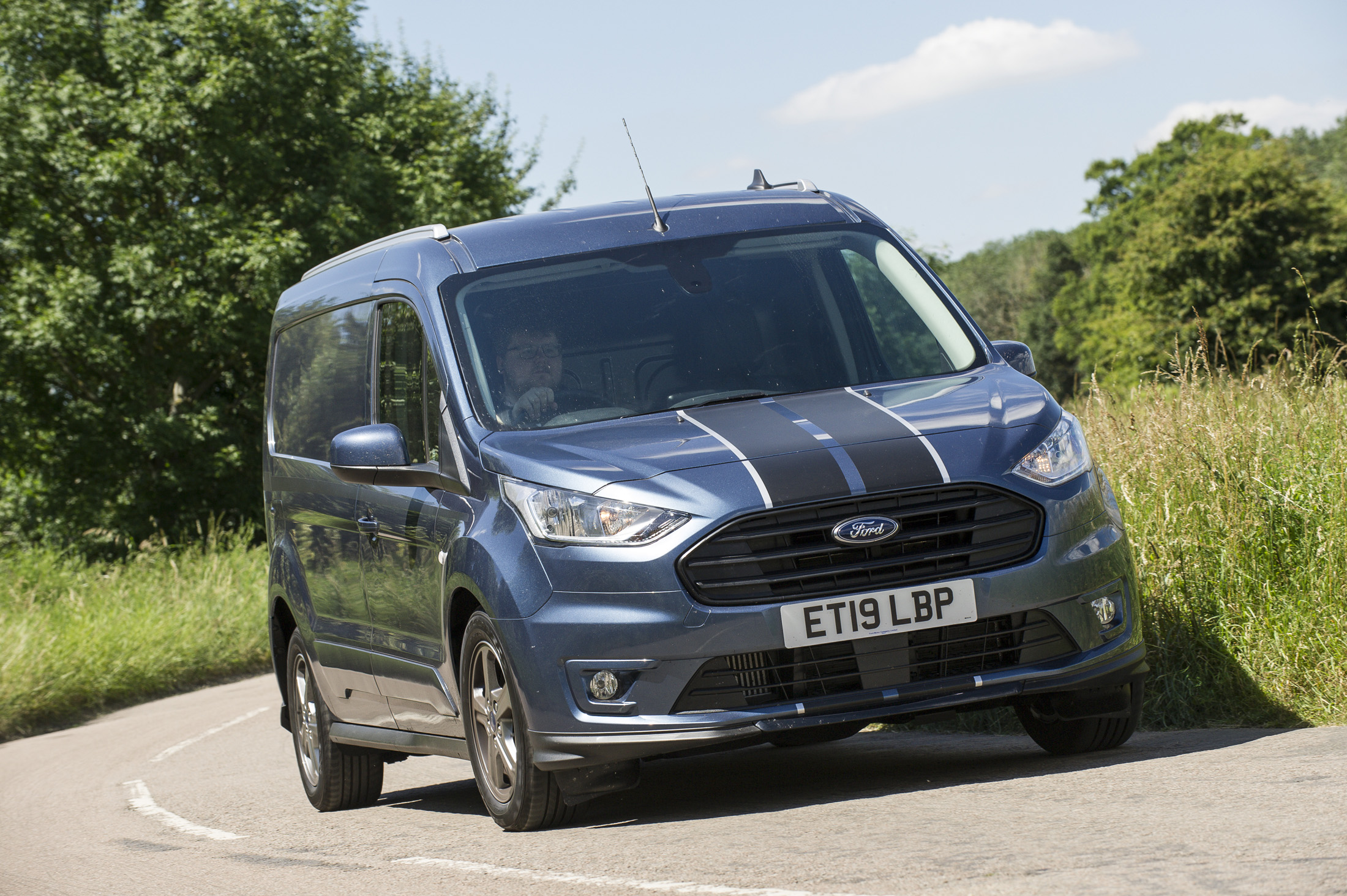 Ford Transit Connect best small vans
