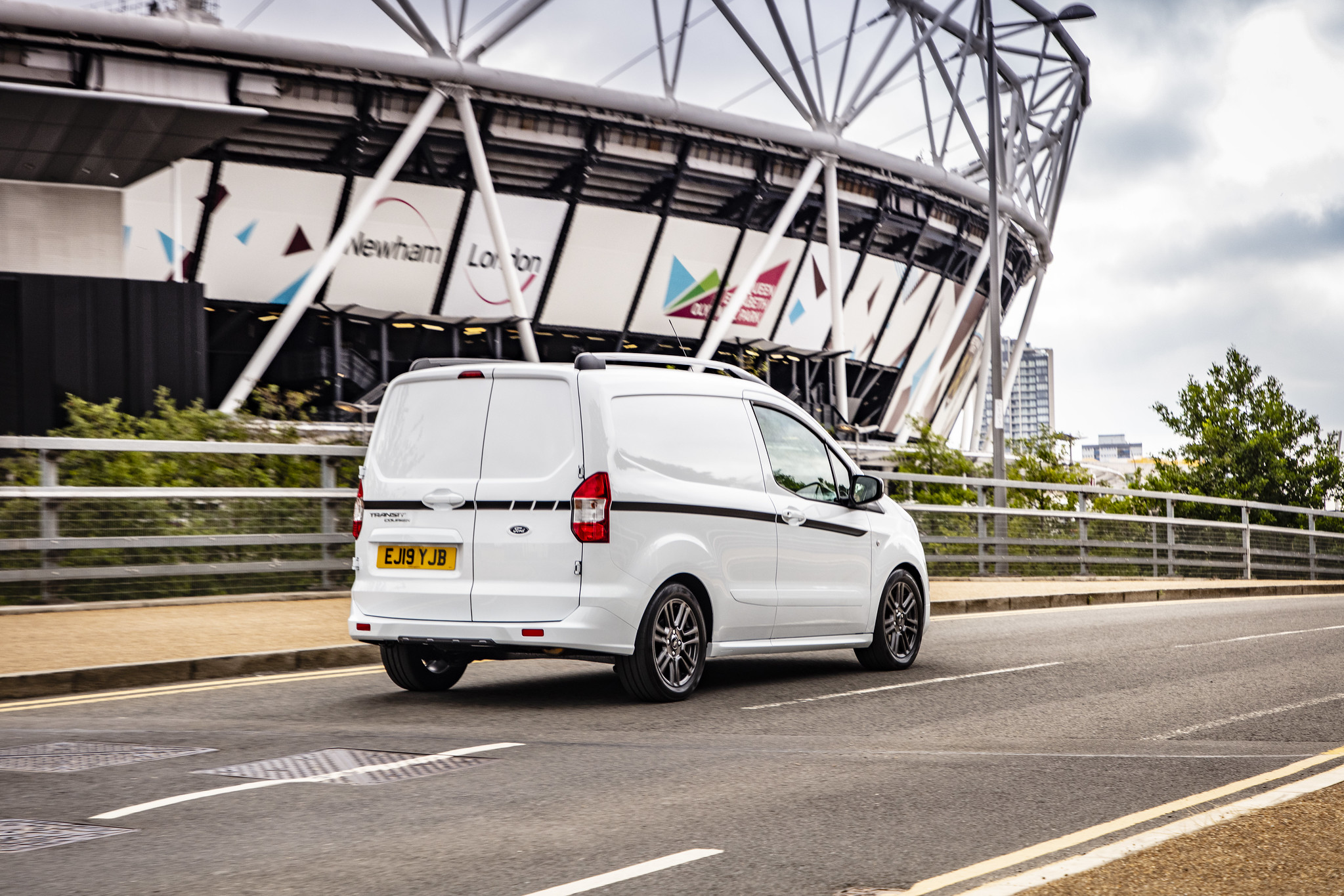 Ford Transit Courier best small vans