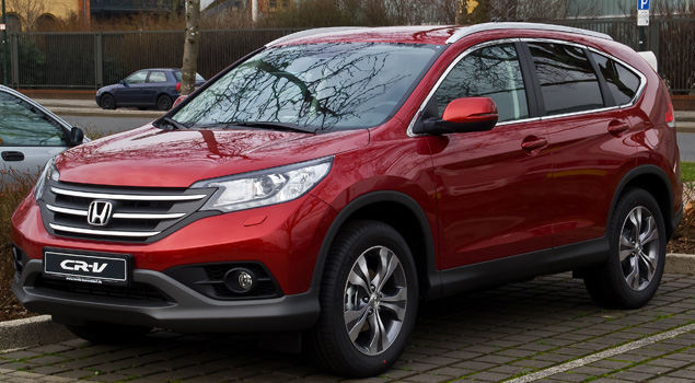 Red_Honda-CR-V