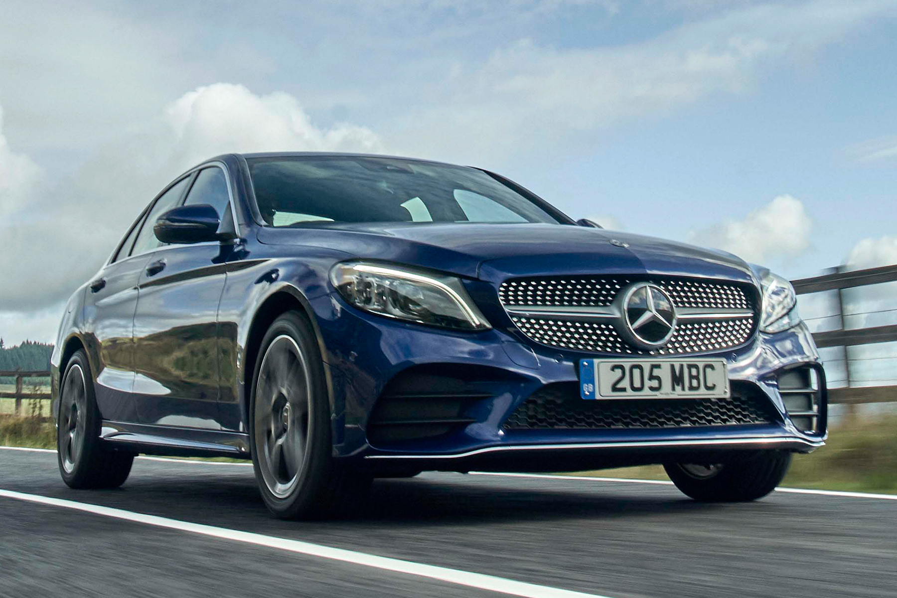 mercedes c class most reliable cars