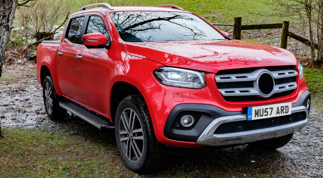 mercedes-xclass-red-pickup-truck