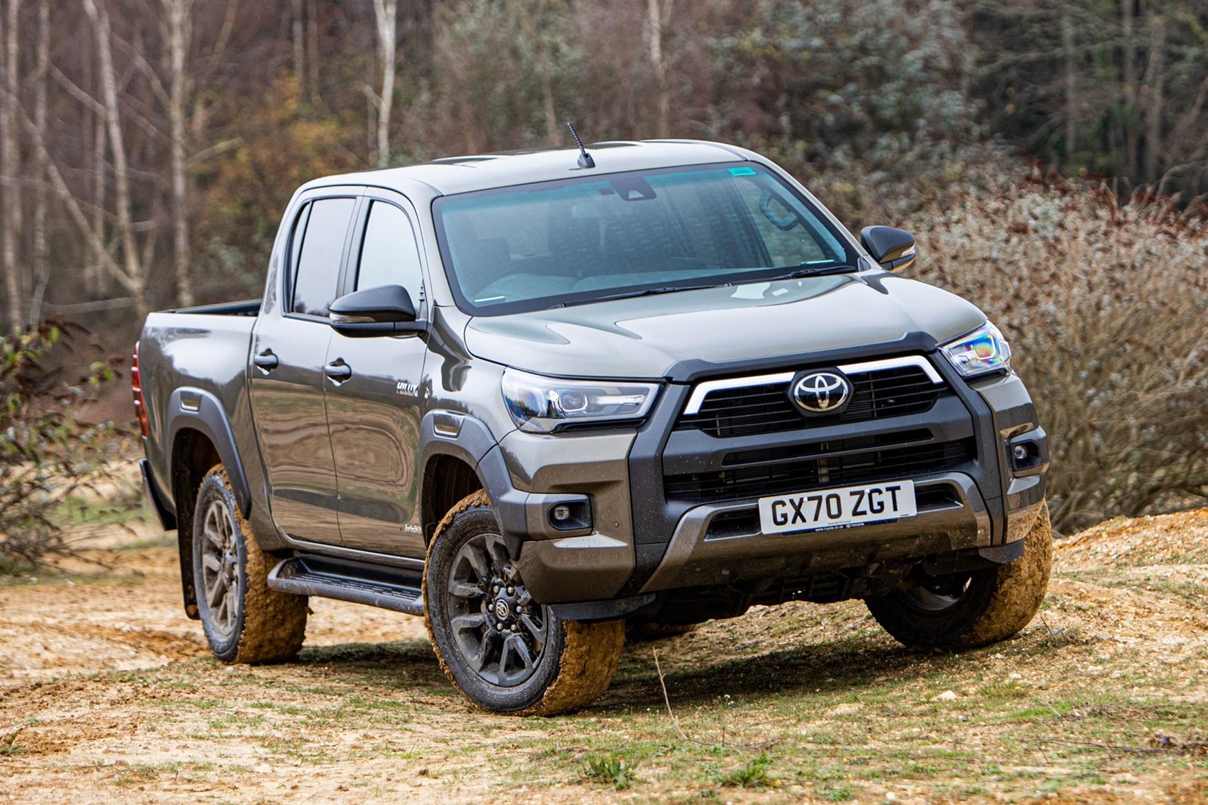 Toyota Hilux best pickups