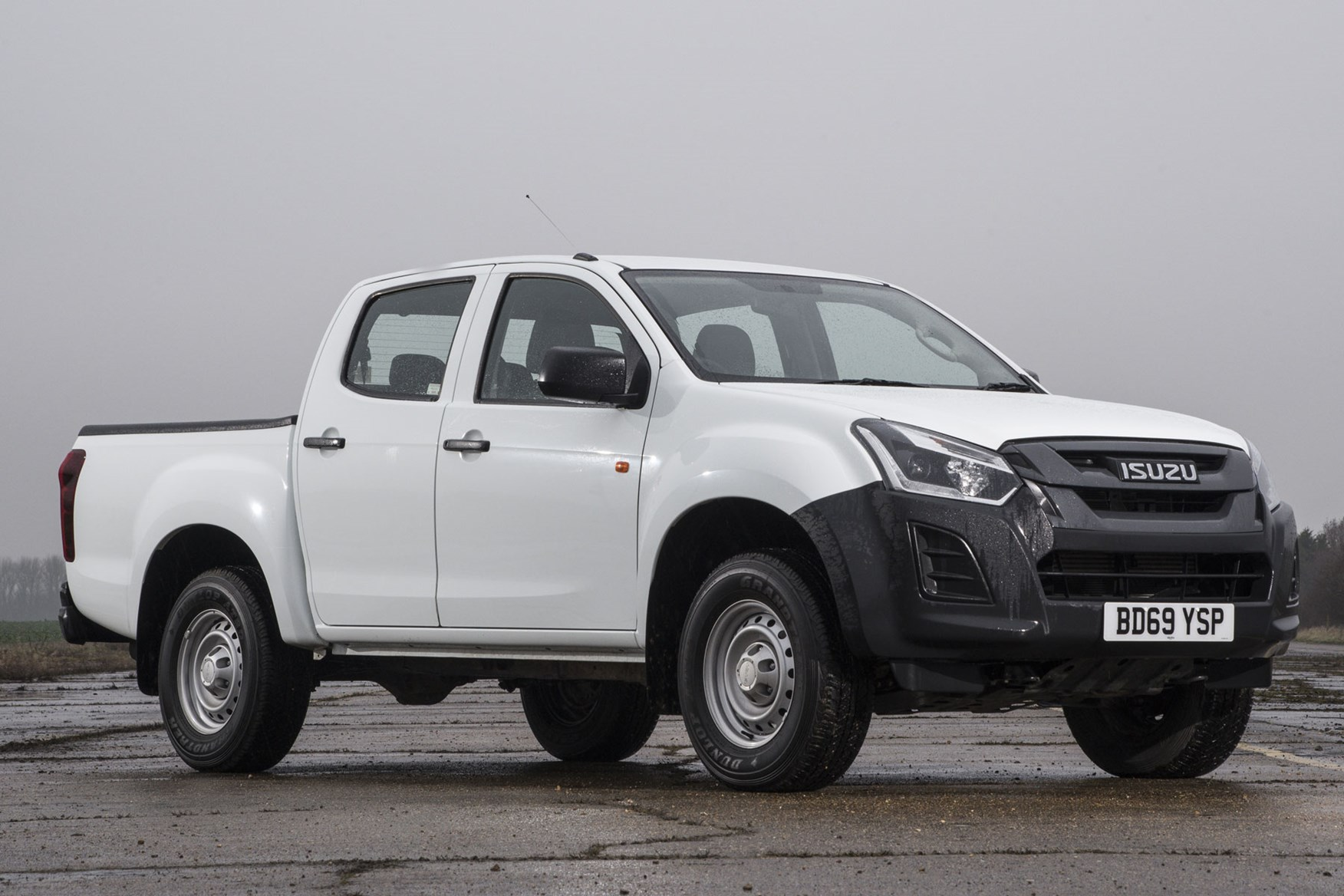 best pick up trucks Isuzu D-Max