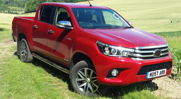 toyota-hilux-red-pickup-truck