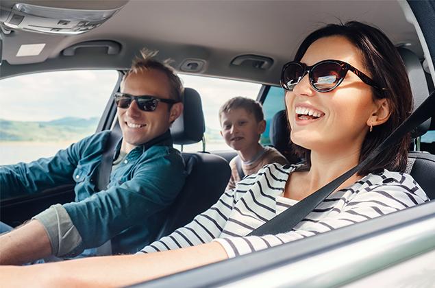 Car sharing commutating