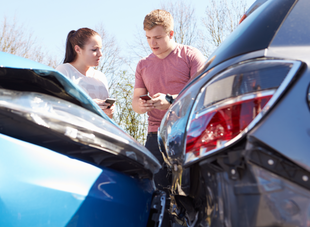 Crash for cash insurance claims