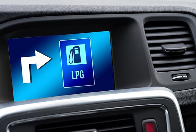 LPG-dashboard
