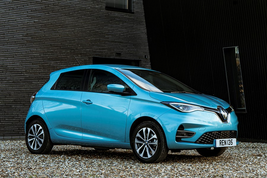 best affordable electric cars renault zoe