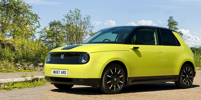 honda e best cheap electric cars