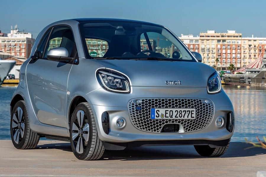 Smart EQ Fortwo electric car