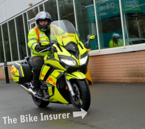 BloodBikers Coventry 2018 - 0010