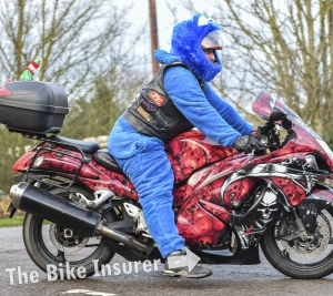 Cambridge Bikers Toy Run 2018 - 0001
