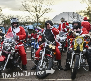 Cambridge Bikers Toy Run 2018 - 0003