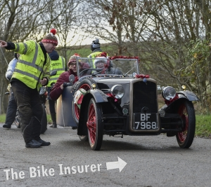 Cambridge Bikers Toy Run 2018 - 0005