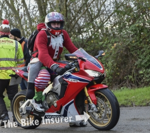 Cambridge Bikers Toy Run 2018 - 0009