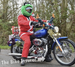 Cambridge Bikers Toy Run 2018 - 0010