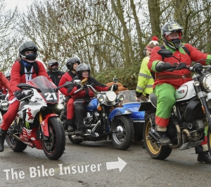Cambridge Bikers Toy Run 2018 - 0011