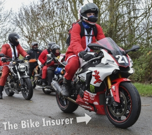 Cambridge Bikers Toy Run 2018 - 0012