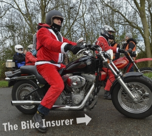 Cambridge Bikers Toy Run 2018 - 0013