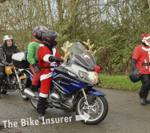 Cambridge Bikers Toy Run 2018 - 0015