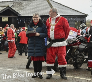 Cambridge Bikers Toy Run 2018 - 0016