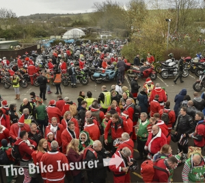 Cambridge Bikers Toy Run 2018 - 0017