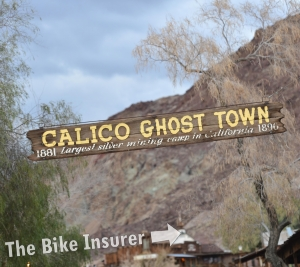 The Bike Insurer goes Stateside - Las Vegas to Bakersfield - 0005