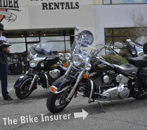 The Bike Insurer goes Stateside - Las Vegas to Bakersfield - 0011