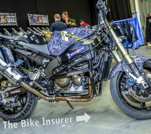 2016 Kickback Custom Bike Show - 0002