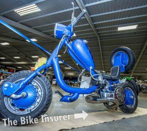 2016 Kickback Custom Bike Show - 0005