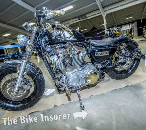 2016 Kickback Custom Bike Show - 0014