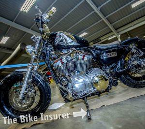 2016 Kickback Custom Bike Show - 0015