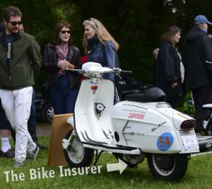 The Bike Insurer at The Palace - 0011
