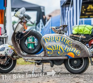 The Big7 Scooter Rally - 0013
