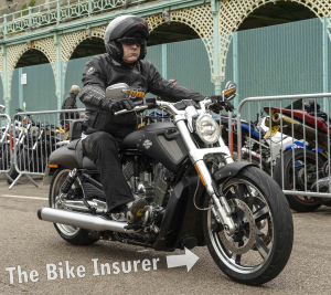 The Ace Cafe Brighton Burnout 2016 - 0003