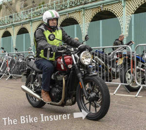 The Ace Cafe Brighton Burnout 2016 - 0004