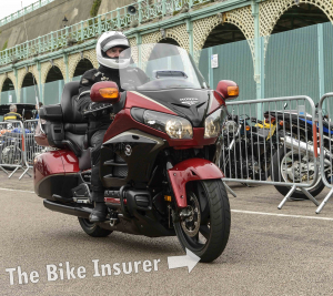 The Ace Cafe Brighton Burnout 2016 - 0005