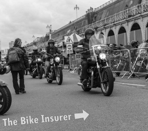 The Ace Cafe Brighton Burnout 2016 - 0006