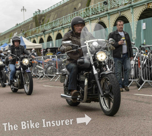 The Ace Cafe Brighton Burnout 2016 - 0007