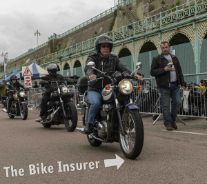 The Ace Cafe Brighton Burnout 2016 - 0008