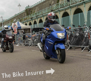 The Ace Cafe Brighton Burnout 2016 - 0009