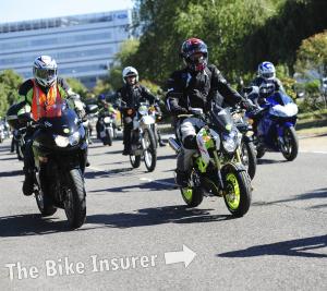 Essex Air Ambulance Motorcycle Run 2016 - 0012