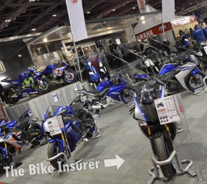 2017 MCN London Bike Show - 0017