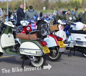 Clacton Scooter Ride Out 2017 - 0001