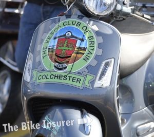 Clacton Scooter Ride Out 2017 - 0002