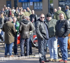 Clacton Scooter Ride Out 2017 - 0004