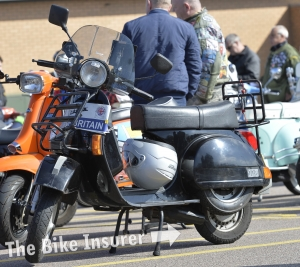 Clacton Scooter Ride Out 2017 - 0009
