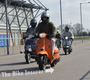 Clacton Scooter Ride Out 2017 - 0016