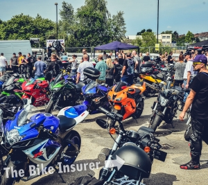 Polish Bike Meet Day at the Ace Cafe - 0001