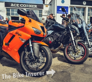 Polish Bike Meet Day at the Ace Cafe - 0002